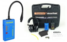 accutrak ultrasonic leak detectior vpe gooseneck ultrasonic leak detector pro plus kit