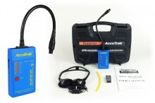 accutrak ultrasonic leak detectior vpe gooseneck ultrasonic leak detector standard kit