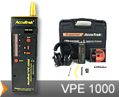 accutrak vpe-1000 ultrasonic leak detector