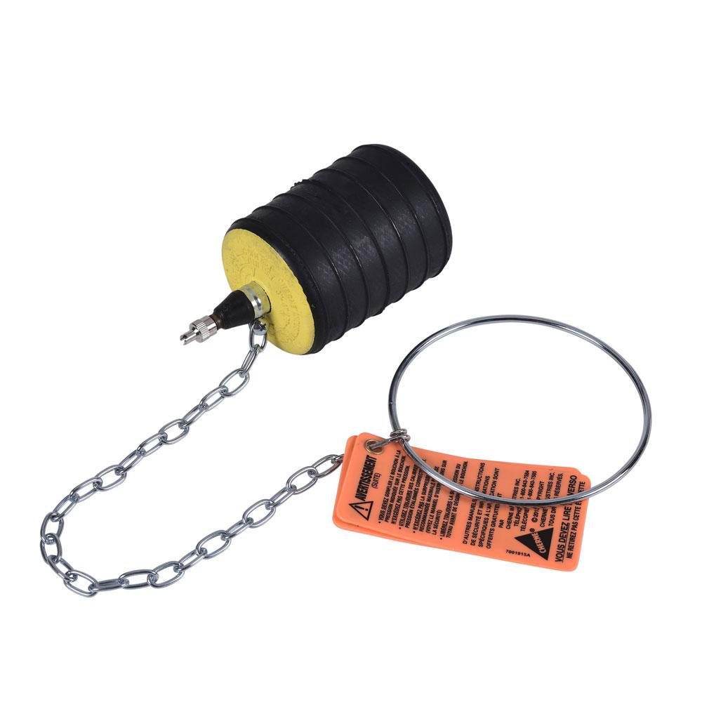 Quot test ball plug