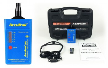 Accutrak VPE Ultrasonic Leak Detector Basic Kit