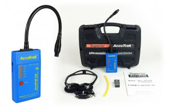 Accutrak VPE-GN Ultrasonic Leak Detector Standard Kit