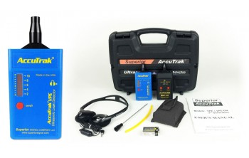 Accutrak VPE Ultrasonic Leak Detector Plus Kit
