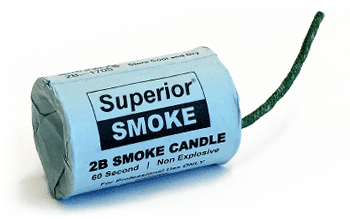 2B Smoke Candle for Plumbing Leak Detection
