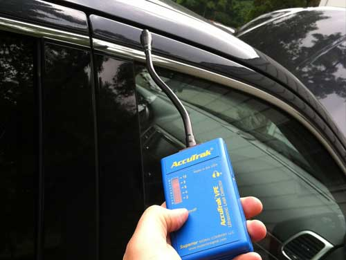 Automotive Leak Detector