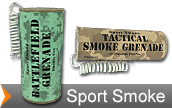 Smoke used for a variety of training applications