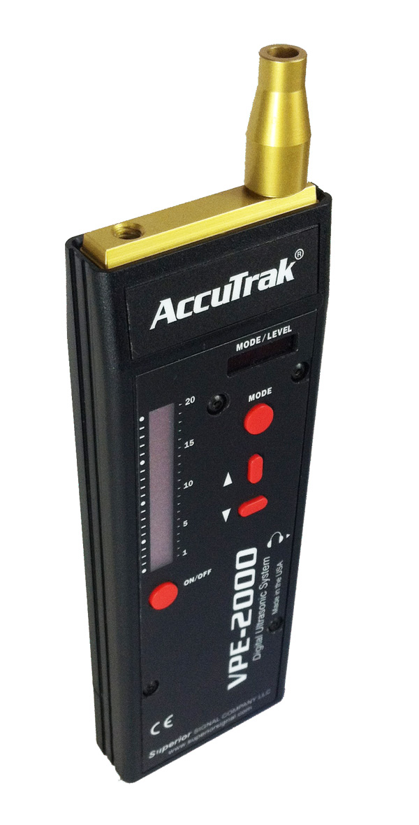 AccuTrak VPE 2000 Ultrasonic Maintenance System