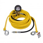 Deluxe Air Hose + Line 30'