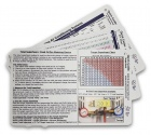 HVAC Quick Reference Cards for Refrigerant Charging and Troubleshooting
