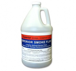 Superior Smoke Fluid 1 Gallon Jug
