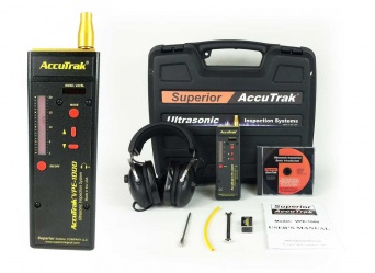 AccuTrack VPE-1000 Ultrasonic Leak Detector