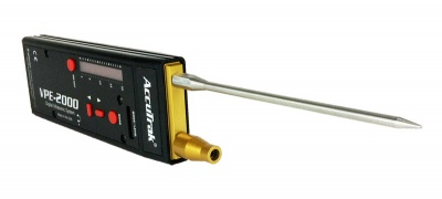 AccuTrak VPE-2000 Digital Ultrasonic Leak Detector