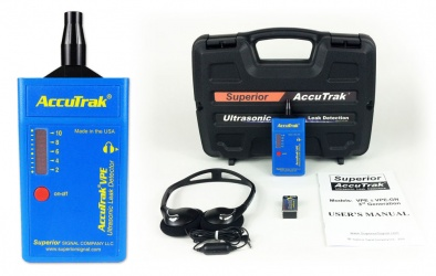 AccuTrack VPE Ultrasonic Leak Detector Basic Kit