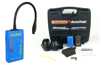 AccuTrack VPE GN Ultrasonic Leak Detector Pro Plus Kit