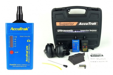 AccuTrack VPE Ultrasonic Leak Detector Pro Plus Kit